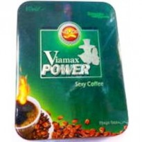 Viamax Power Coffee sexy - Aphrodisiaque Homme