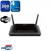 Routeur modem sans fil N300 ADSL2+