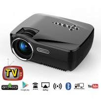 Smart TV Video projecteur LED Simplebeamer Full HD