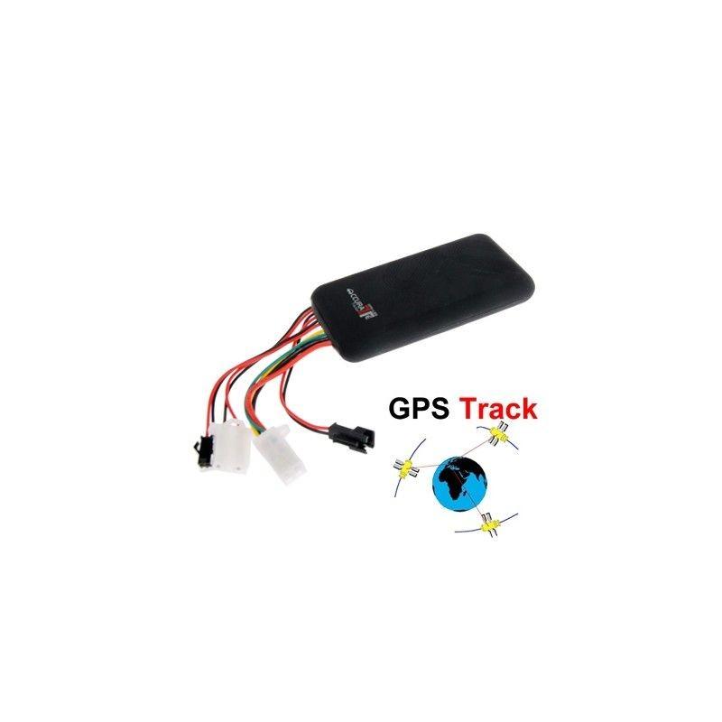 Traceur GPS antivol
