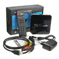 TV BOX MX PRO