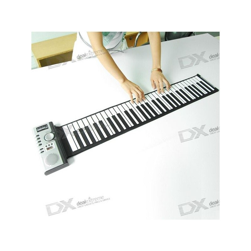 PIANO Pliable 61 touches clavier électronique