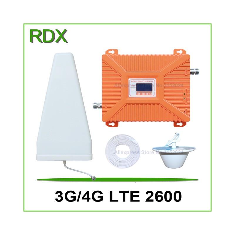 Amplificateur de réseau téléphonique (3G,4G,LTE) et internet mobile