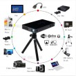 Smart Mini vidéo projecteur androïd Wifi 4k