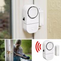 Alarme  Sans Fil d'Ouverture de Porte et Fenêtre