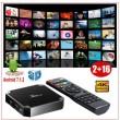 TV BOX Smart 4K Multimédia X96mini Android 7.1.2 2Go + 16Go 1080P
