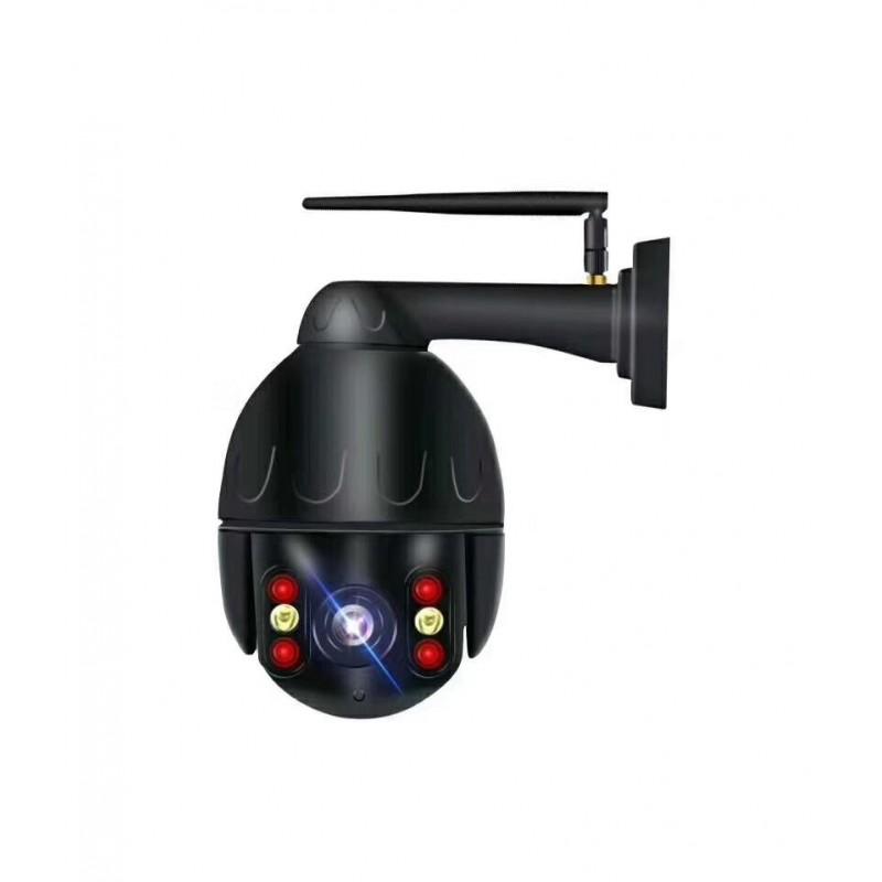 Caméra Dome PTZ 360° extérieur sans Fil WiFi