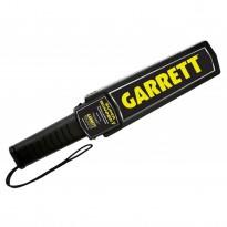 Détecteur de métaux portatif Garrett Super Scanner