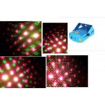 Mini Laser Projecteur Lumiere Eclairage