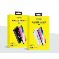 Power Bank FONENG - Chargement Sans Fil-S8 -10000 MAH