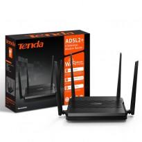 Routeur Sans Fil Wireless N300 ADSL2+ Avec USB Sharing + 4 Antennes