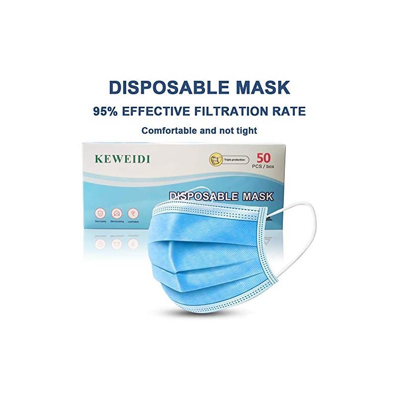 Masque Faciale Jetable
