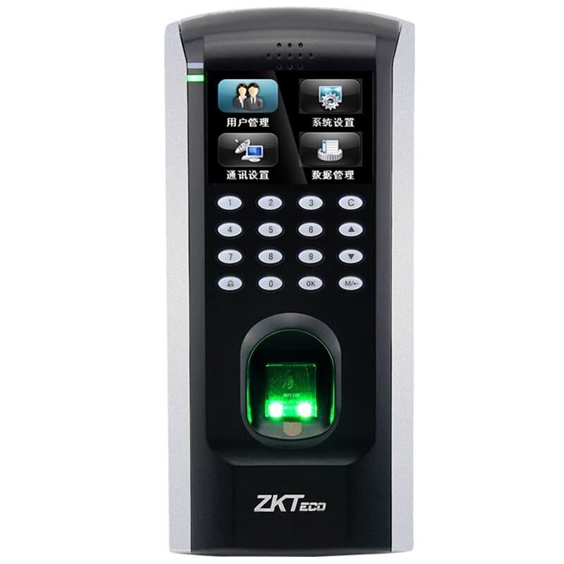 contrôleur d'accès ZKTeco F7 plus