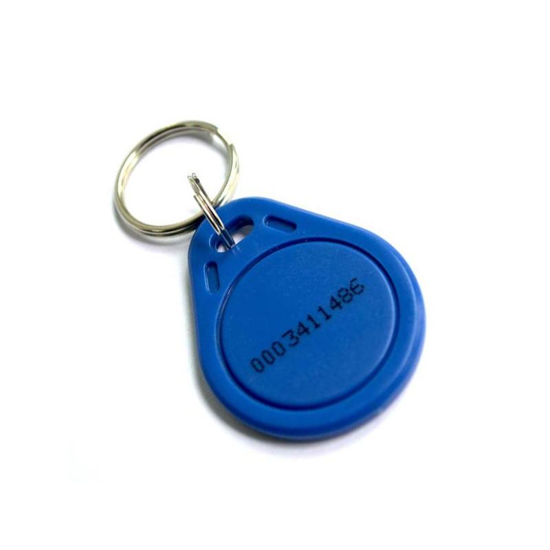 badge Porte-clés d'identification individuelle RFID
