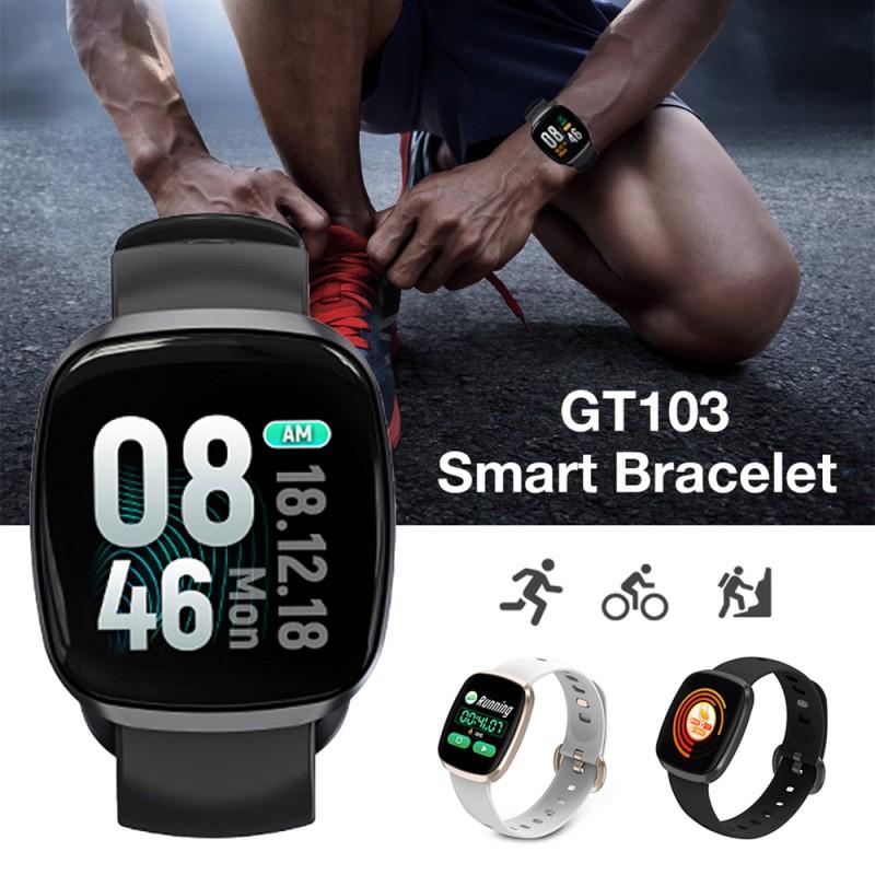 Montre intelligente Sport Smartband GT103 avec fréquence cardiaque