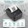 Imprimante portable Thermique sans Fil Bluetooth 58MM