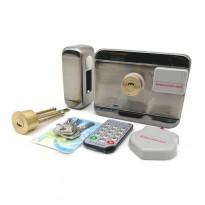 serrure électrique + contrôle d'accès intégré EM/ID