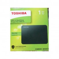Disque dur Externe 1Tera - Toshiba