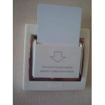 Interrupteur à économie d'énergie RFID EM à carte