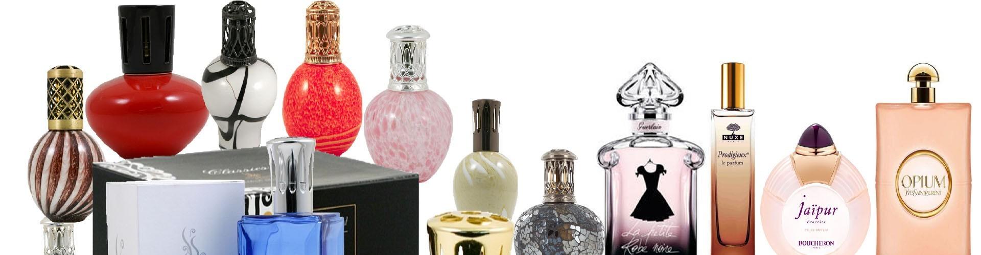 Parfums/Soins de beauté
