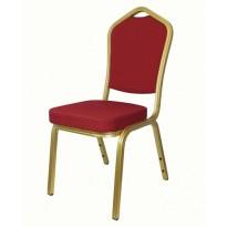Chaise de cérémonie avec motifs - 93 x 40 x 40 cm