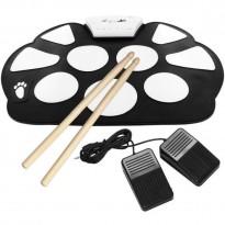 Batterie Acoustique de percussion Electronique Portable