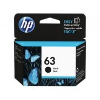 cartouche d'encre Noire authentique HP 63