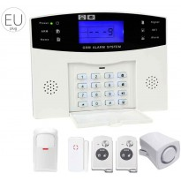 alarme SECURE anti intrusion sans fil GSM