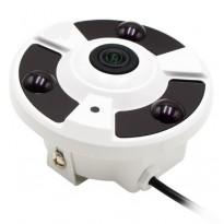 caméra NITRIX panoramique AHD 360° 2MPXL