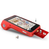 Terminal de paiement portable i9100