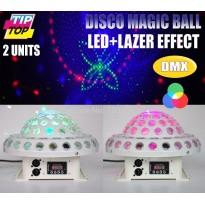 lumières laser rotatif bar éclairage de scène